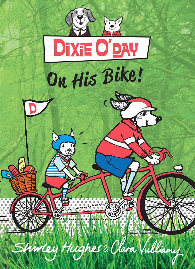 Dixie O'Day on his Bike - Jacket