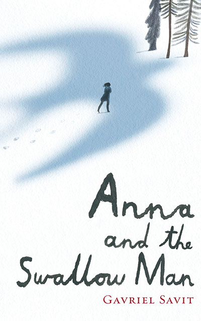 Anna and the Swallow Man - Jacket