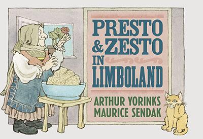 Presto and Zesto in Limboland - Jacket