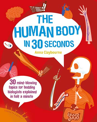 The  Human Body in 30 Seconds - Jacket