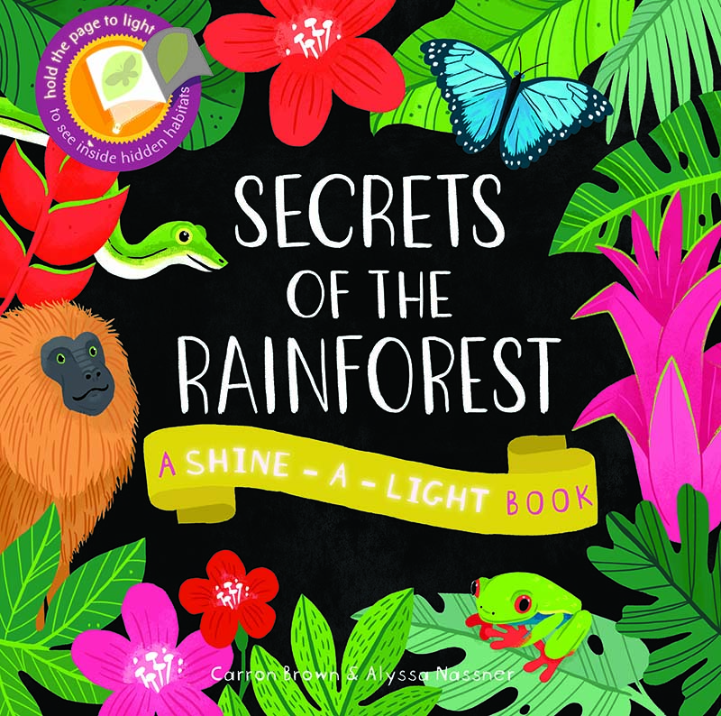 Secrets of the Rainforest - Jacket