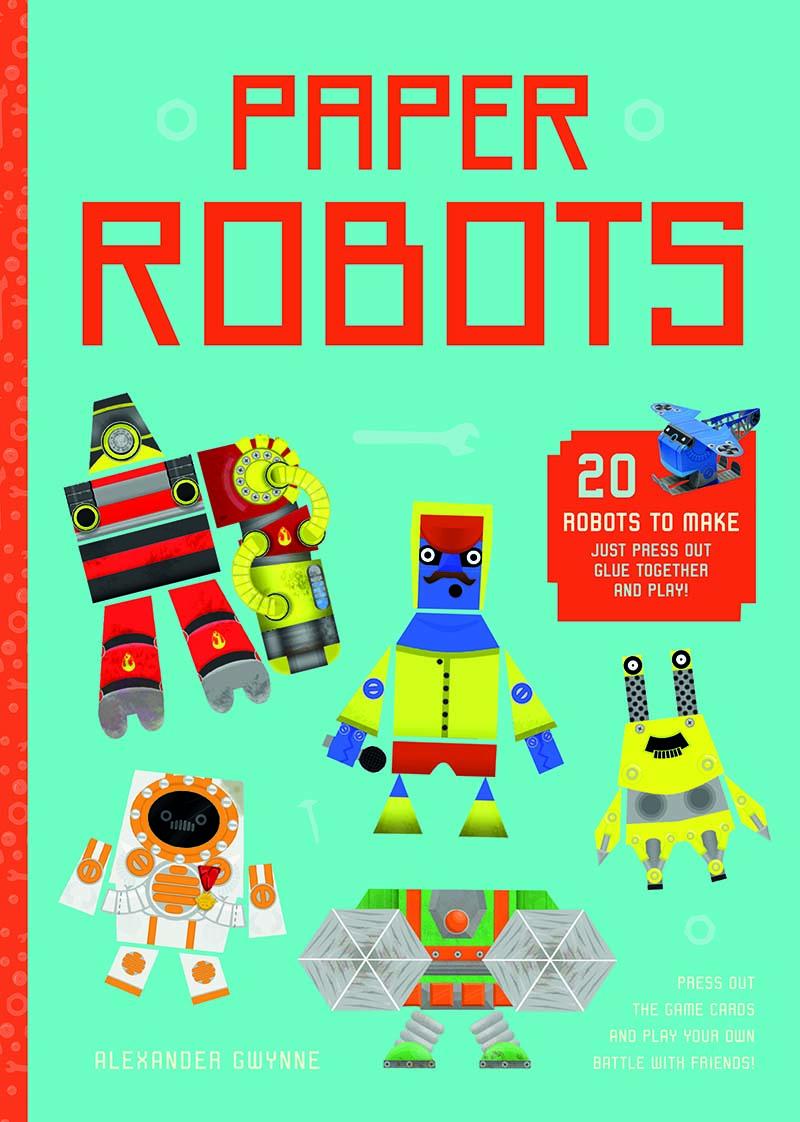 Paper Robots - Jacket