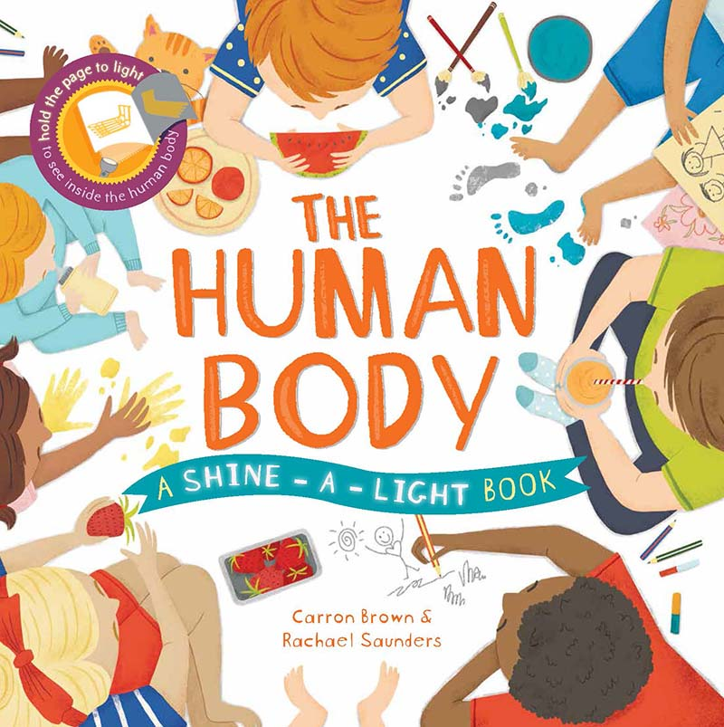 The  Shine a Light: Human Body - Jacket