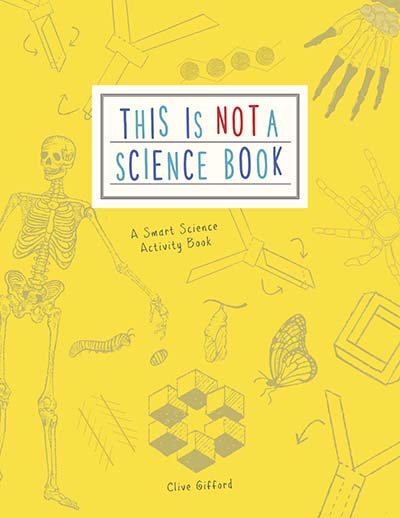 This is Not a Science Book - Jacket