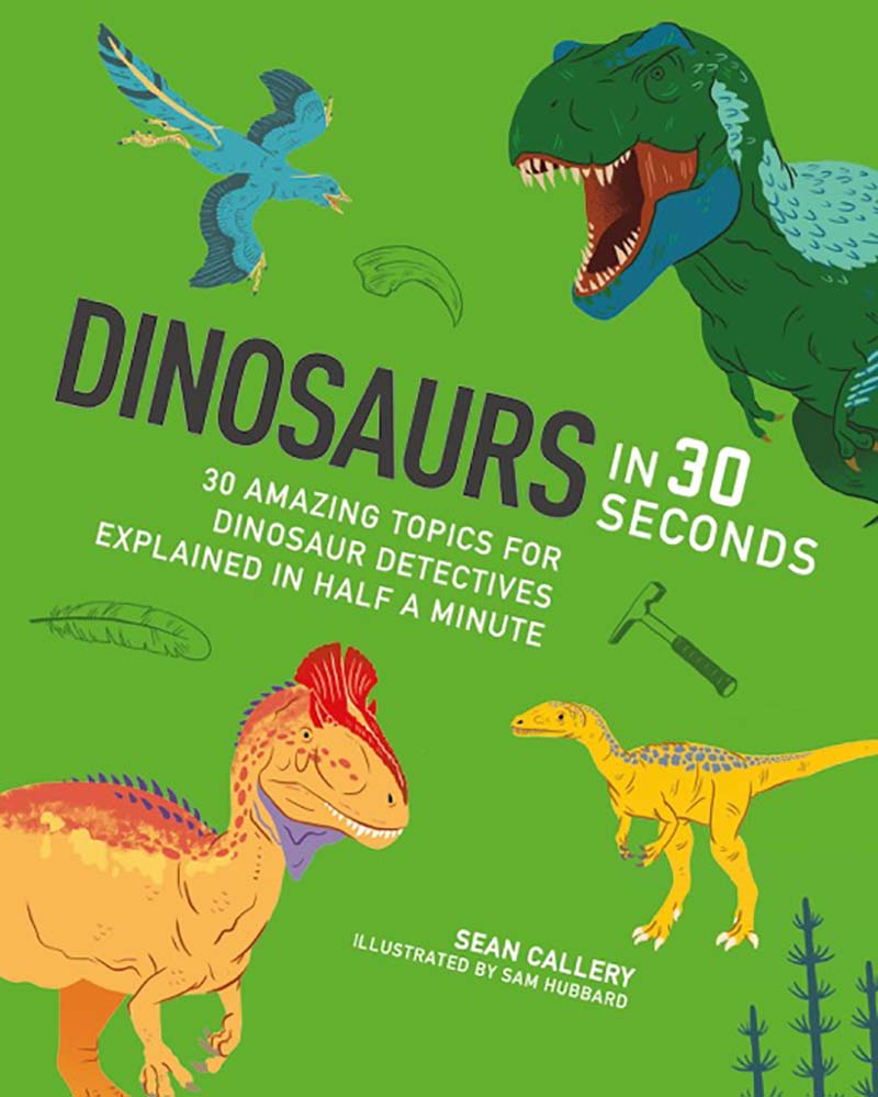 Dinosaurs in 30 Seconds - Jacket
