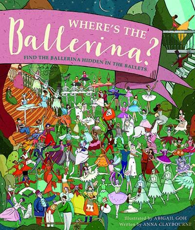Where's the Ballerina? - Jacket