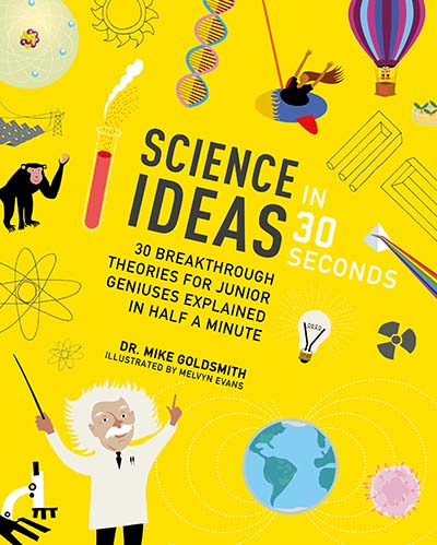 Science Ideas in 30 Seconds - Jacket