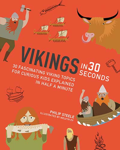 Vikings in 30 Seconds - Jacket