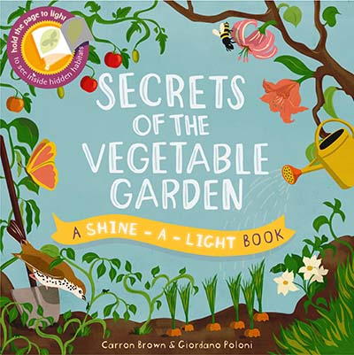 Secrets of the Vegetable Garden - Jacket