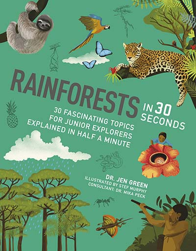 Rainforests in 30 Seconds - Jacket