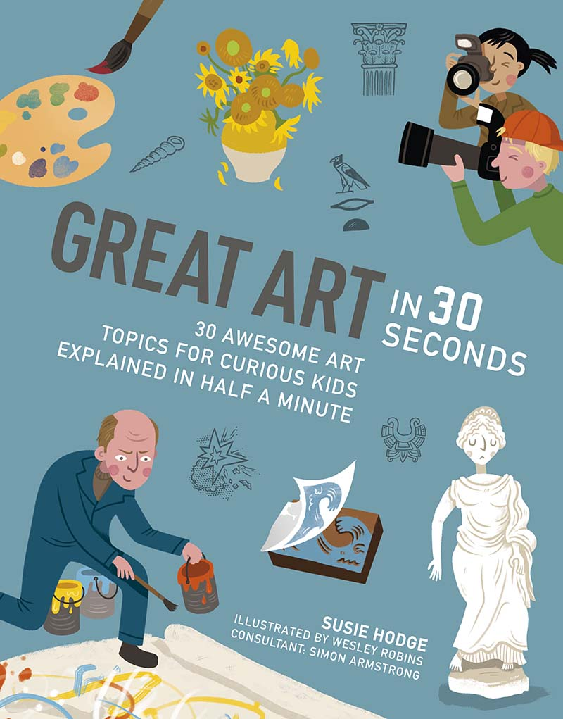 Great Art in 30 Seconds - Jacket