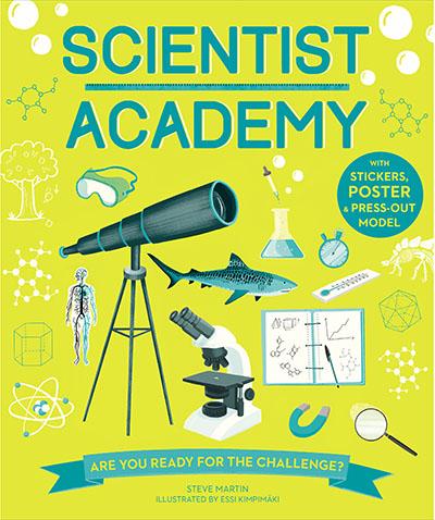 Scientist Academy - Jacket