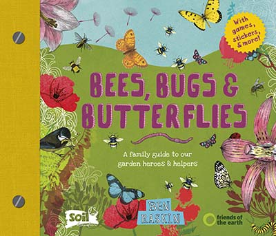 Bees, Bugs and Butterflies - Jacket