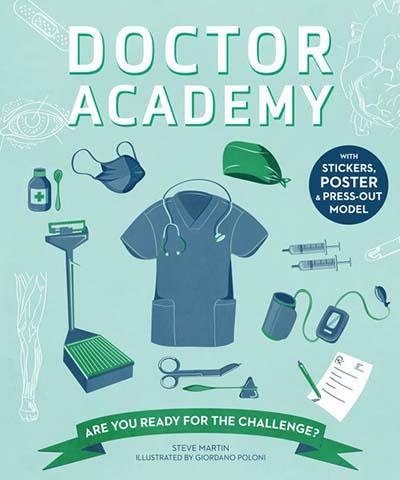 Doctor Academy - Jacket