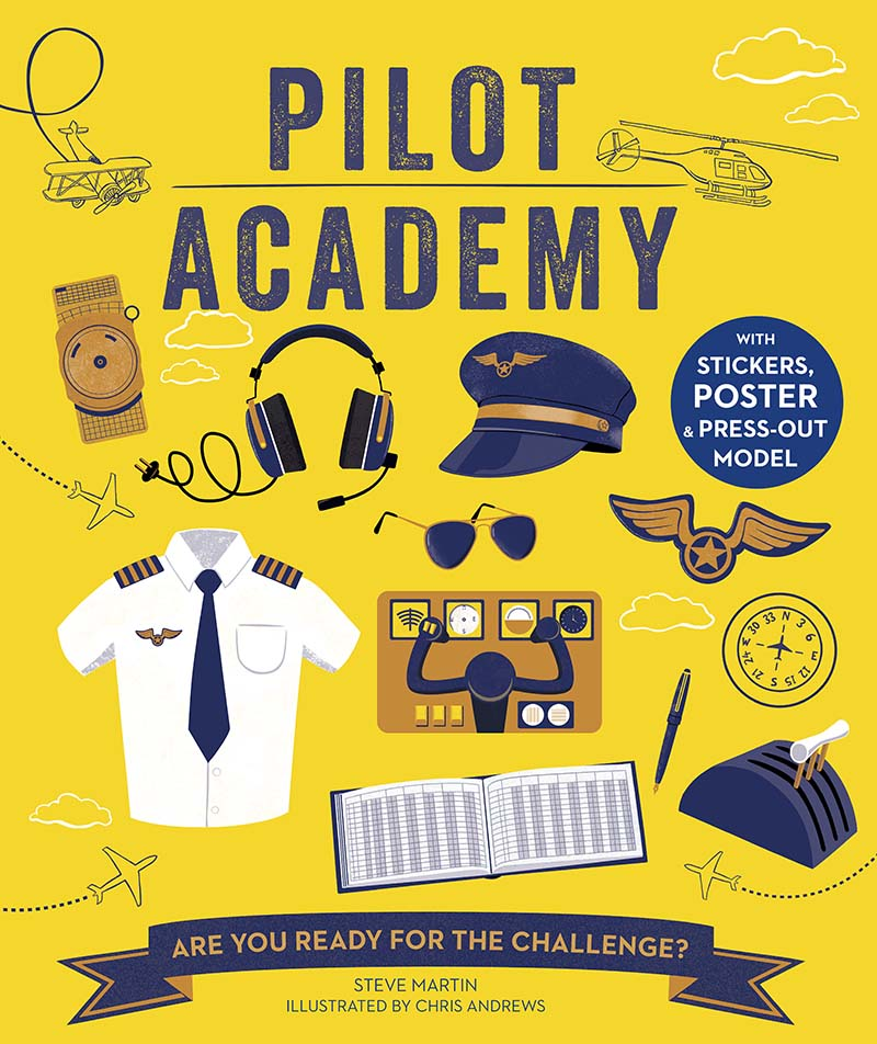Pilot Academy - Jacket