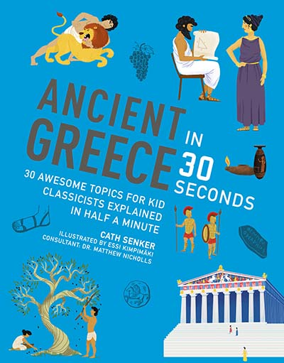 Ancient Greece in 30 Seconds - Jacket