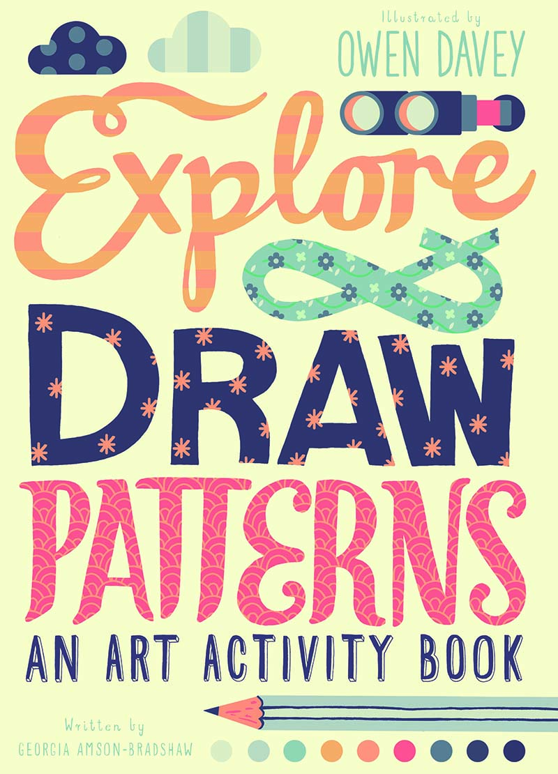 Explore & Draw Patterns - Jacket