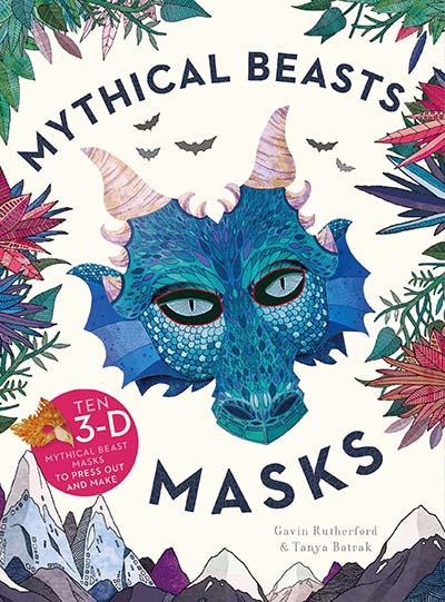 Mythical Beasts Masks - Jacket