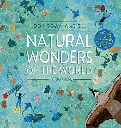 Look Down and See Natural Wonders of the World - Jacket