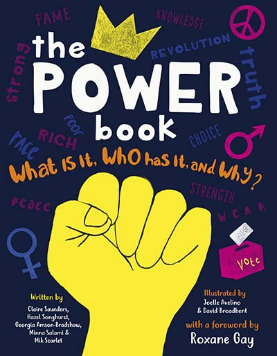 The Power Book - Jacket
