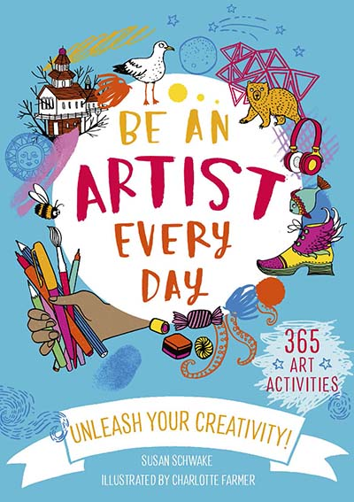 Be An Artist Every Day - Jacket