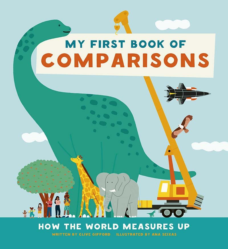 My First Book of Comparisons - Jacket