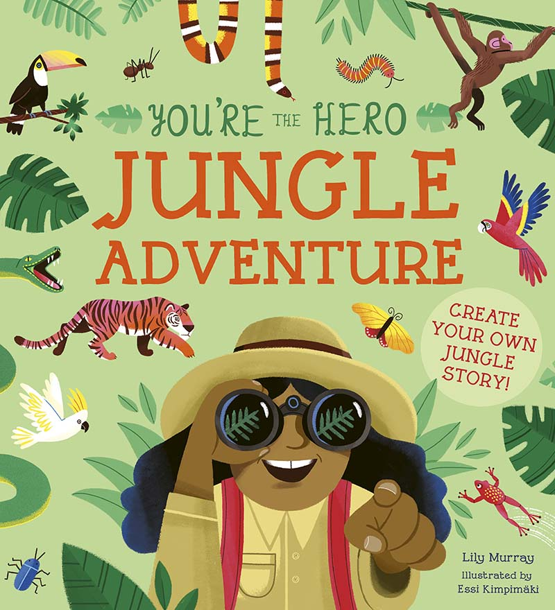 You're the Hero: Jungle Adventure - Jacket