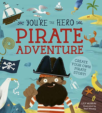 You're the Hero: Pirate Adventure - Jacket