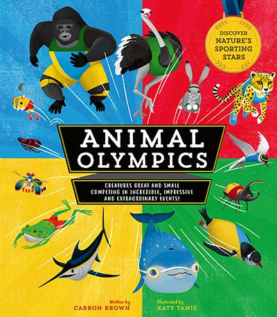 Animal Olympics - Jacket