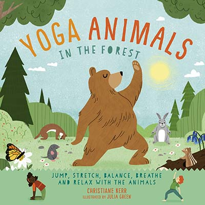 Yoga Animals: In the Forest - Jacket
