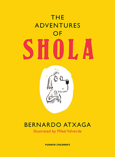 The Adventures of Shola - Jacket