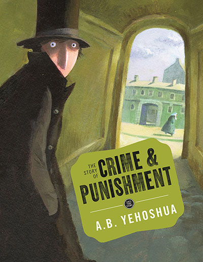 The Story of Crime and Punishment - Jacket
