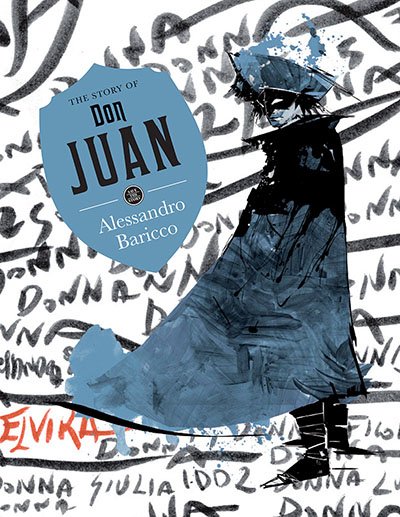 The Story of Don Juan - Jacket