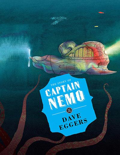 The Story of Captain Nemo - Jacket