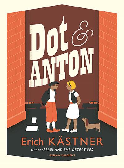 Dot and Anton - Jacket