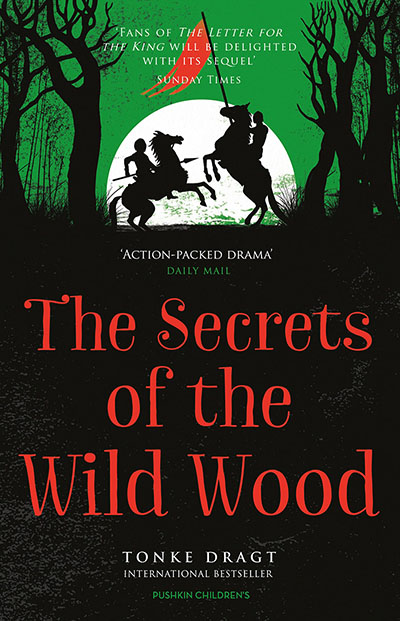 The Secrets of the Wild Wood - Jacket