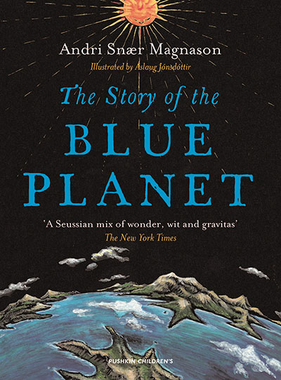 The Story of the Blue Planet - Jacket