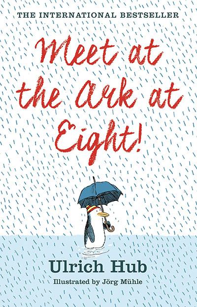 Meet at the Ark at Eight! - Jacket