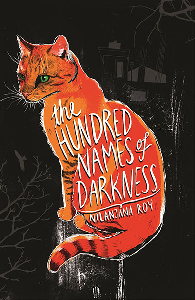 The Wildings: The Hundred Names of Darkness - Jacket