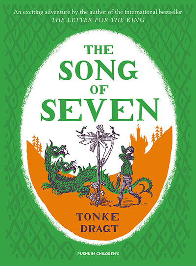 The Song of Seven - Jacket