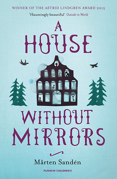 A House Without Mirrors - Jacket
