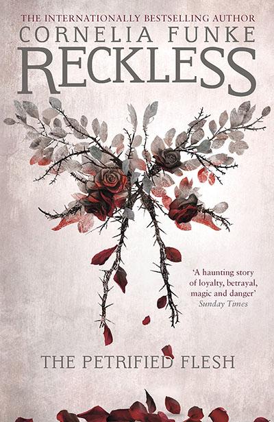 Reckless I: The Petrified Flesh (Mirrorworld) - Jacket