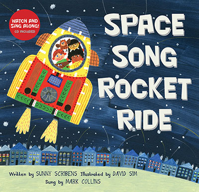 Space Song Rocket Ride BC w CDEX - Jacket