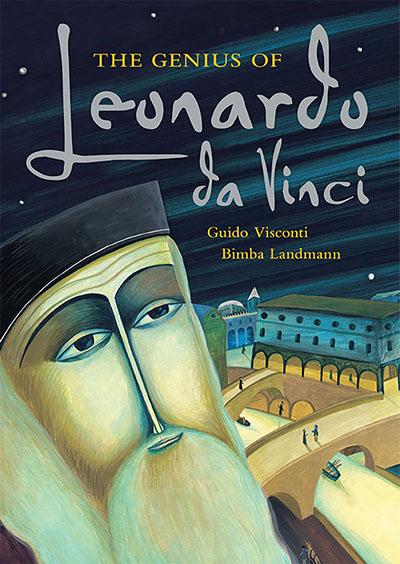 Genius of Leonardo BC, The - Jacket