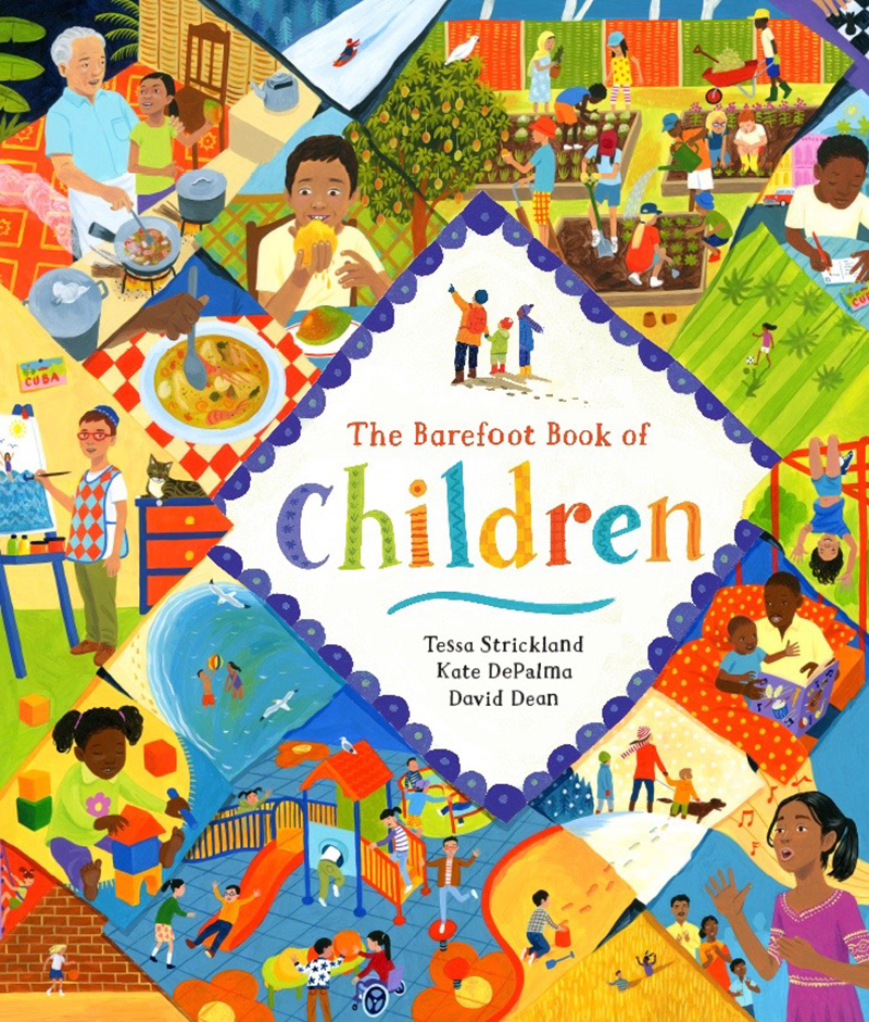 The Barefoot Book of Children - Jacket