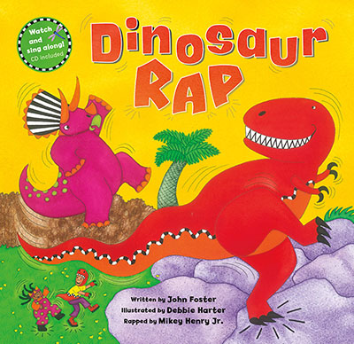 Dinosaur Rap - Jacket