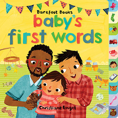 Baby's First Words - Jacket