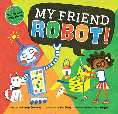 My Friend, Robot - Jacket