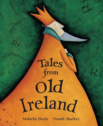 Tales From Old Ireland BC - Jacket