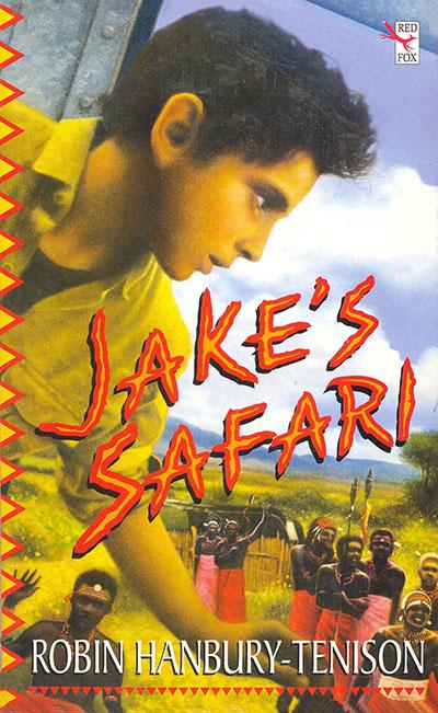 Jake's Safari - Jacket